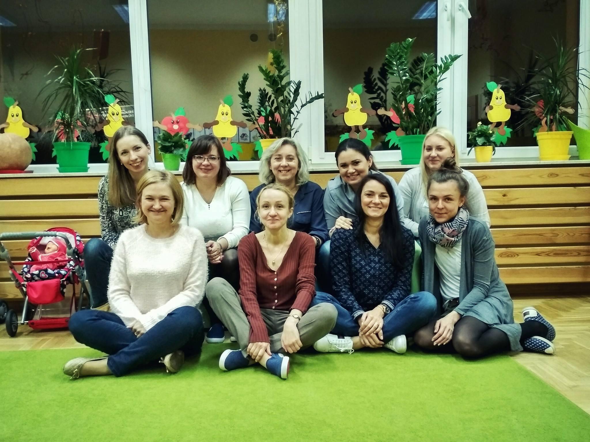 Szkolenia z arteterapii dla kadr pedagogicznych przedszkoli