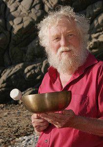 Peter Hess - twórca masażu dźwiękiem