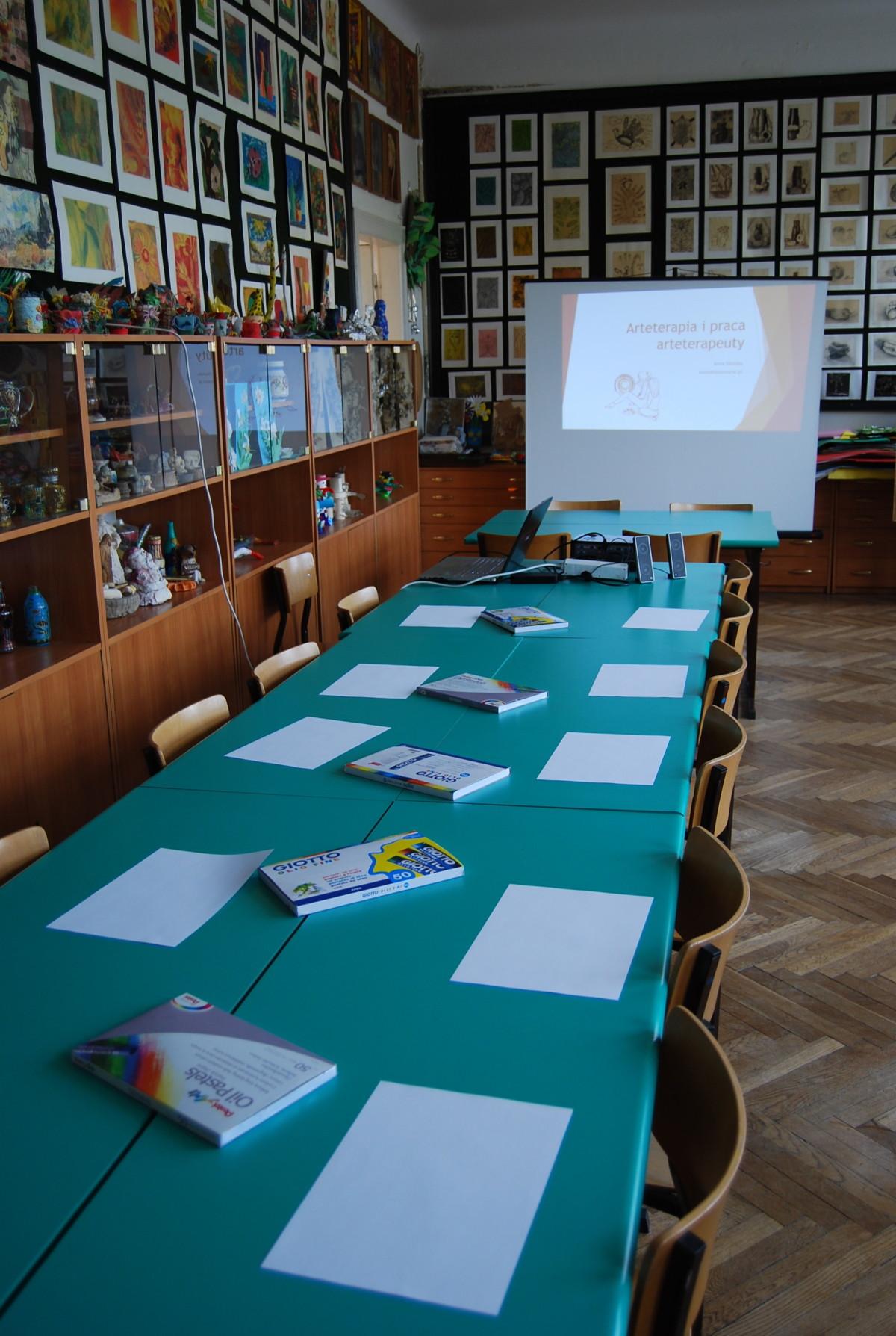 Szkolenia z arteterapii w Warszawie i Lublinie