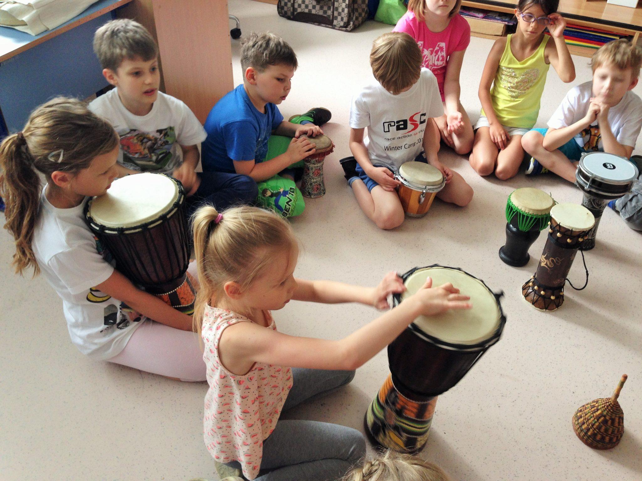 Muzykoterapia dla dzieci