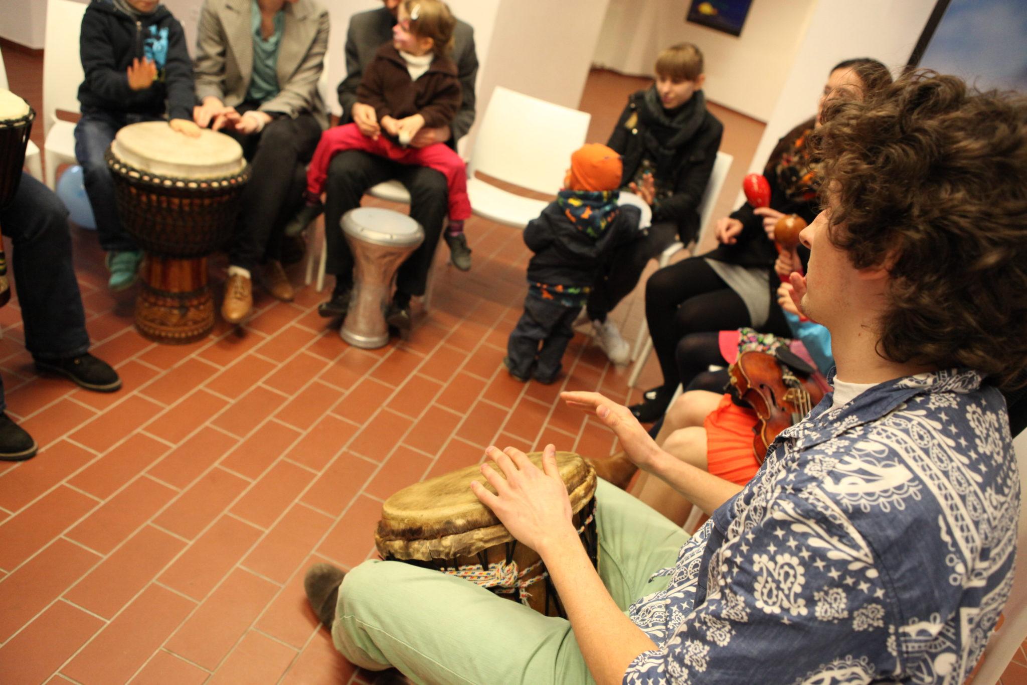 Muzyka i ruch w arteterapii