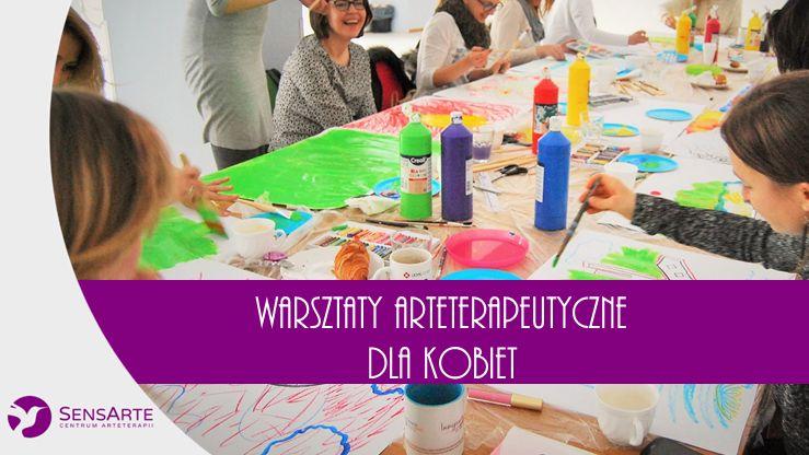 Warsztaty arteterapeutyczne dla kobiet – już w październiku!