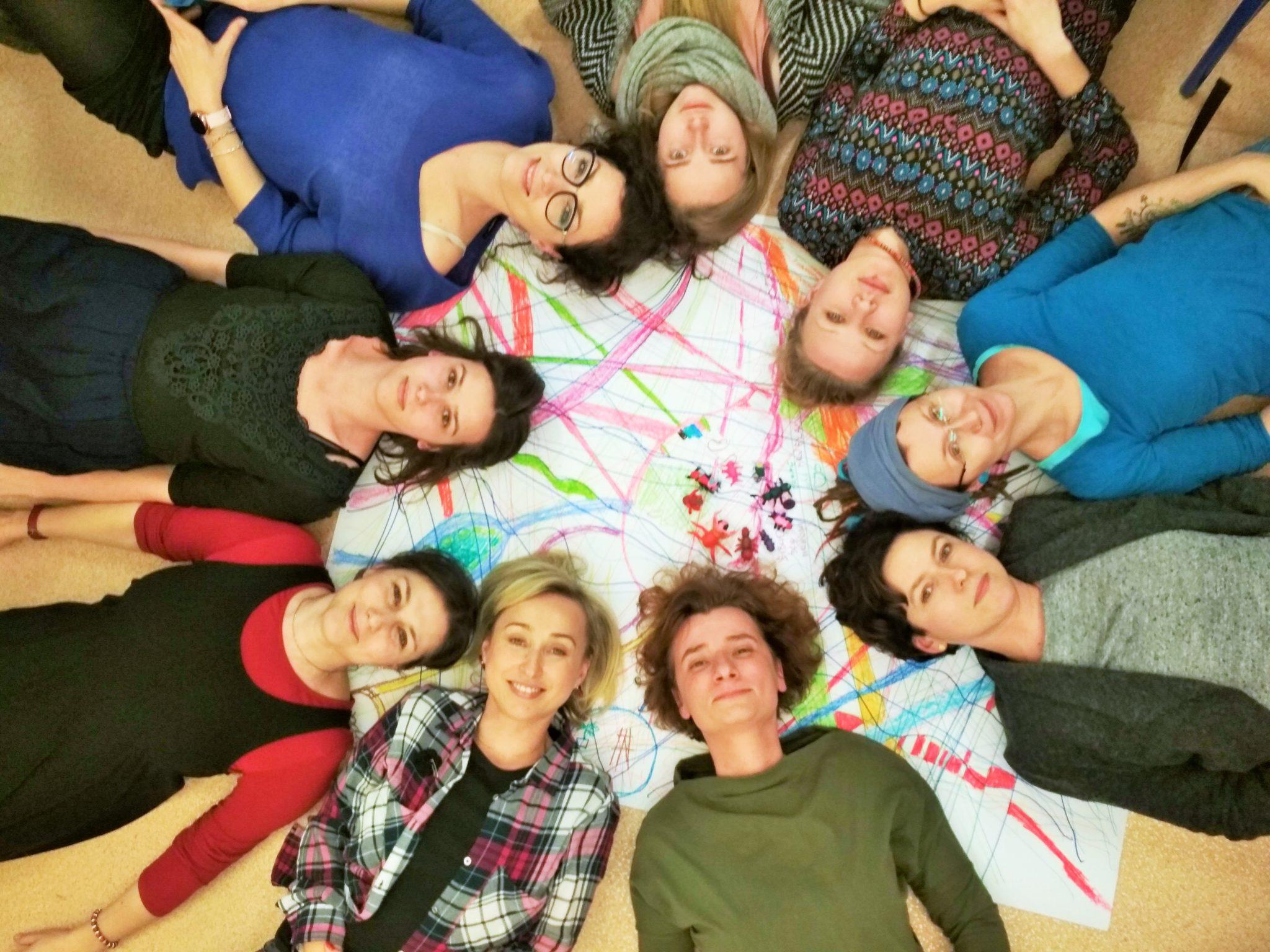 Arteterapia w pracy z grupą